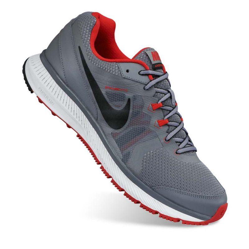 gray nike athletic shoes kohl s