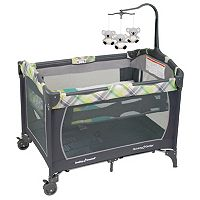 Baby Trend Outback Nursery Center Playard