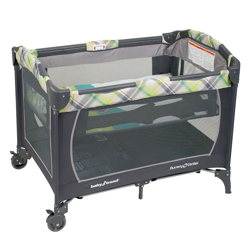 Baby Trend Outback Nursery Center Playard