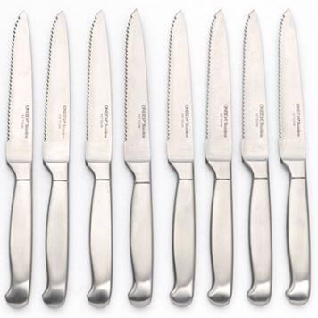 Oneida 8-pc. Stainless Steel Knife Set