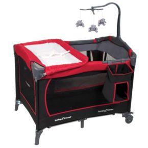 Baby Trend Centennial Nursery Center Playard