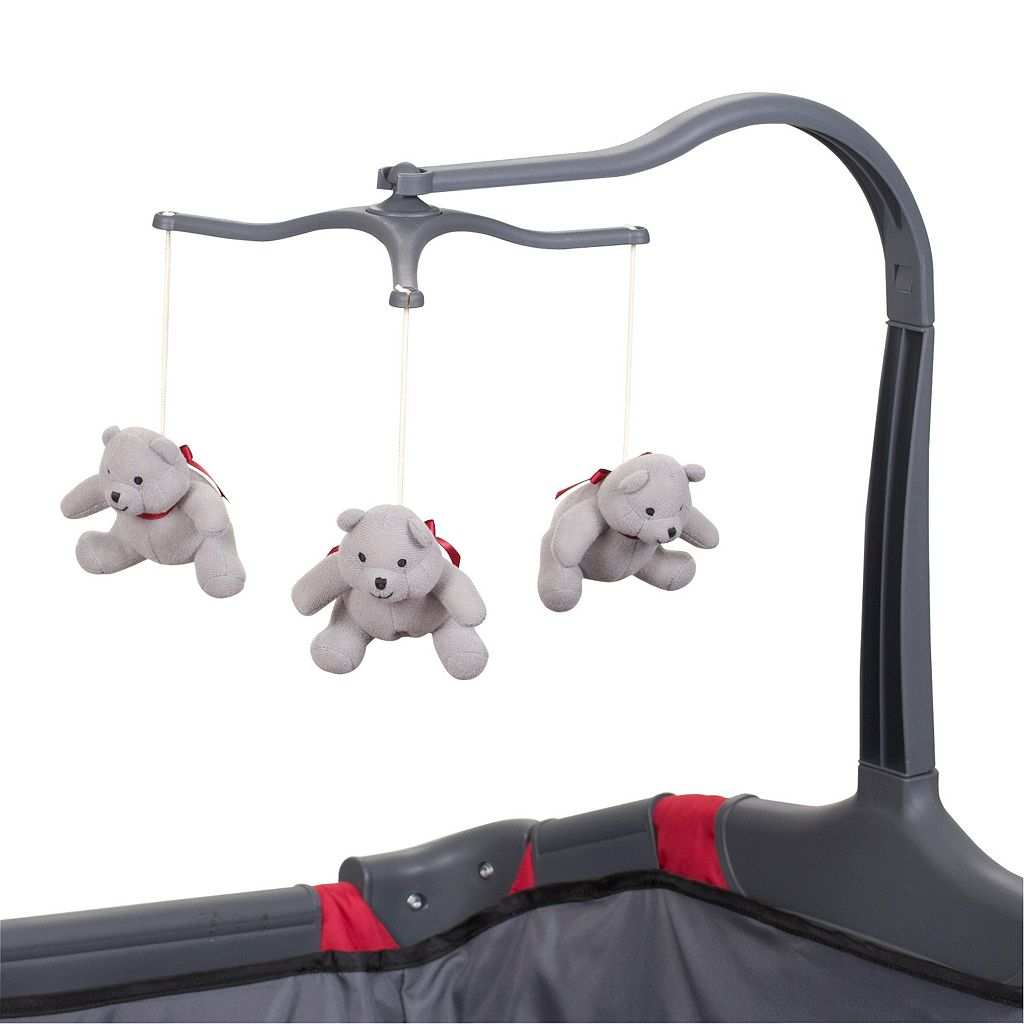 Baby Trend Centennial Nursery Center Playard