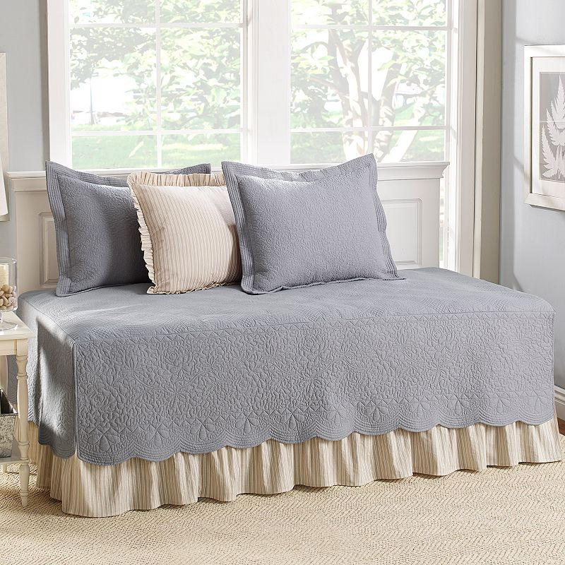 Gray Scalloped Bedding Kohl S