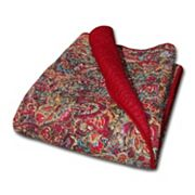 Persian Quilted Throw