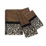 Gazelle 3 pc Bath Towel Set