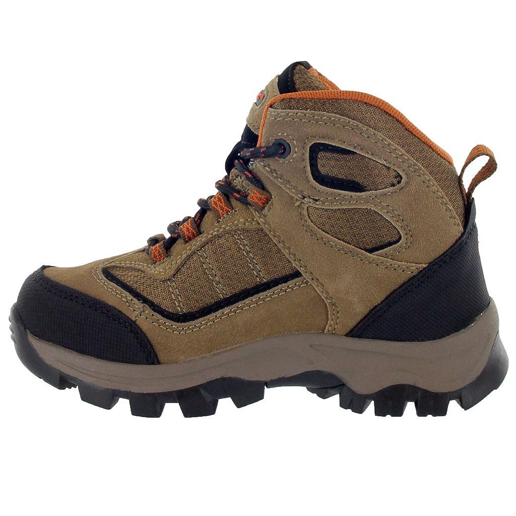 Hi-Tec Hillside Waterproof Jr. Boys' Hiking Boots