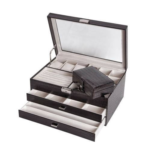 Mele and Co. Jewelry Box