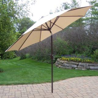 9-ft. Outdoor Crank & Tilt Umbrella
