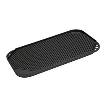 Nordic Ware® Nonstick Double-Burner Reversible Grill Griddle