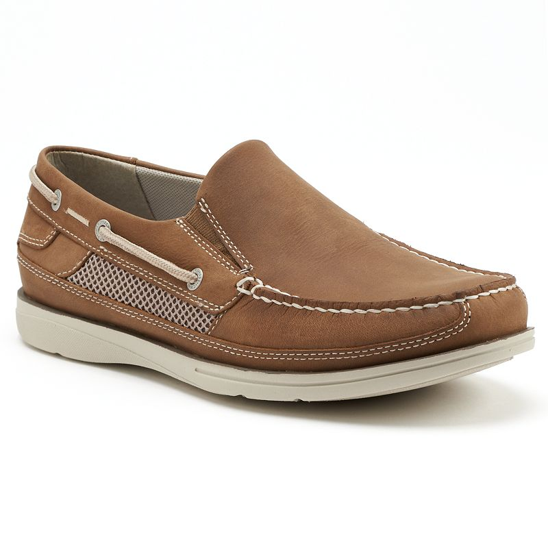 Chaps Wide Boat Shoes