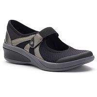 Natural Sport Fortune Women's Mary Jane Wedge Shoes
