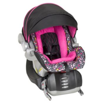 Hello Kitty Pin Wheel Flex-Loc Infant Car Seat by Baby Trend