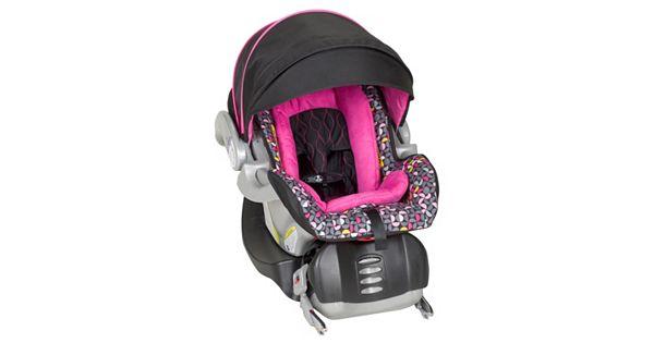 Flex Loc Infant Car Seat Hello Kitty Pin Wheel