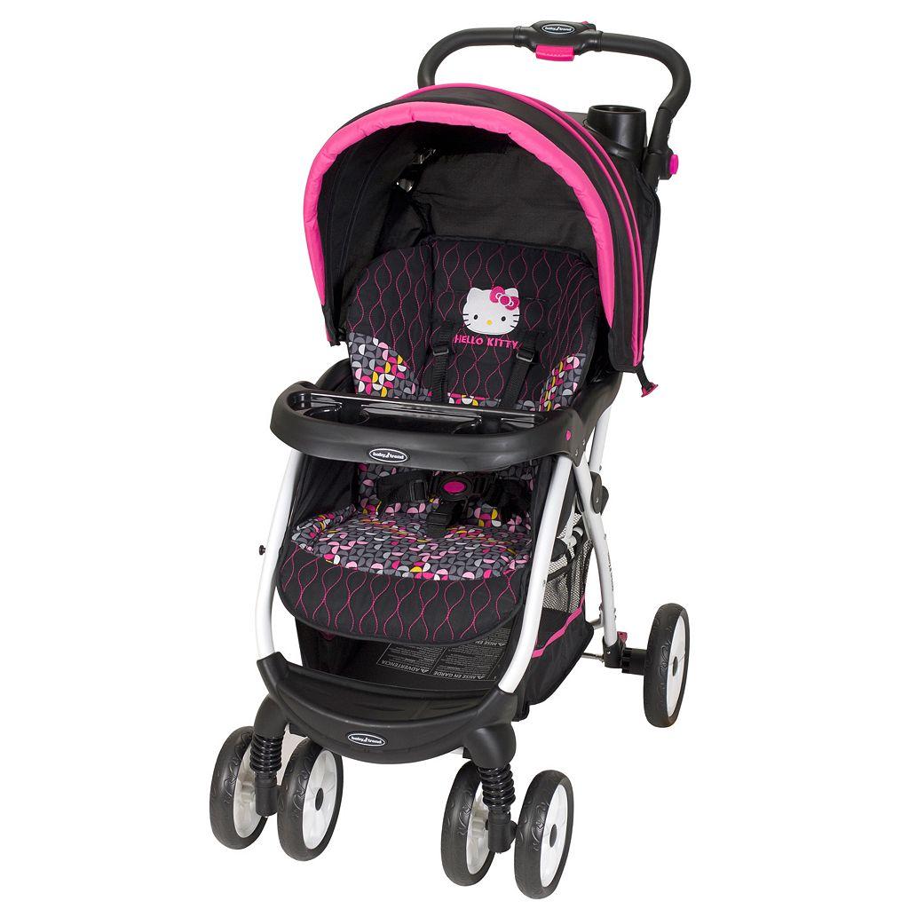 Hello Kitty® Pin Wheel Encore Stroller by Baby Trend