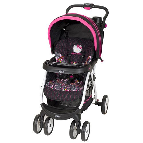 Hello Kitty® Pin Wheel Encore Stroller by Baby Trend