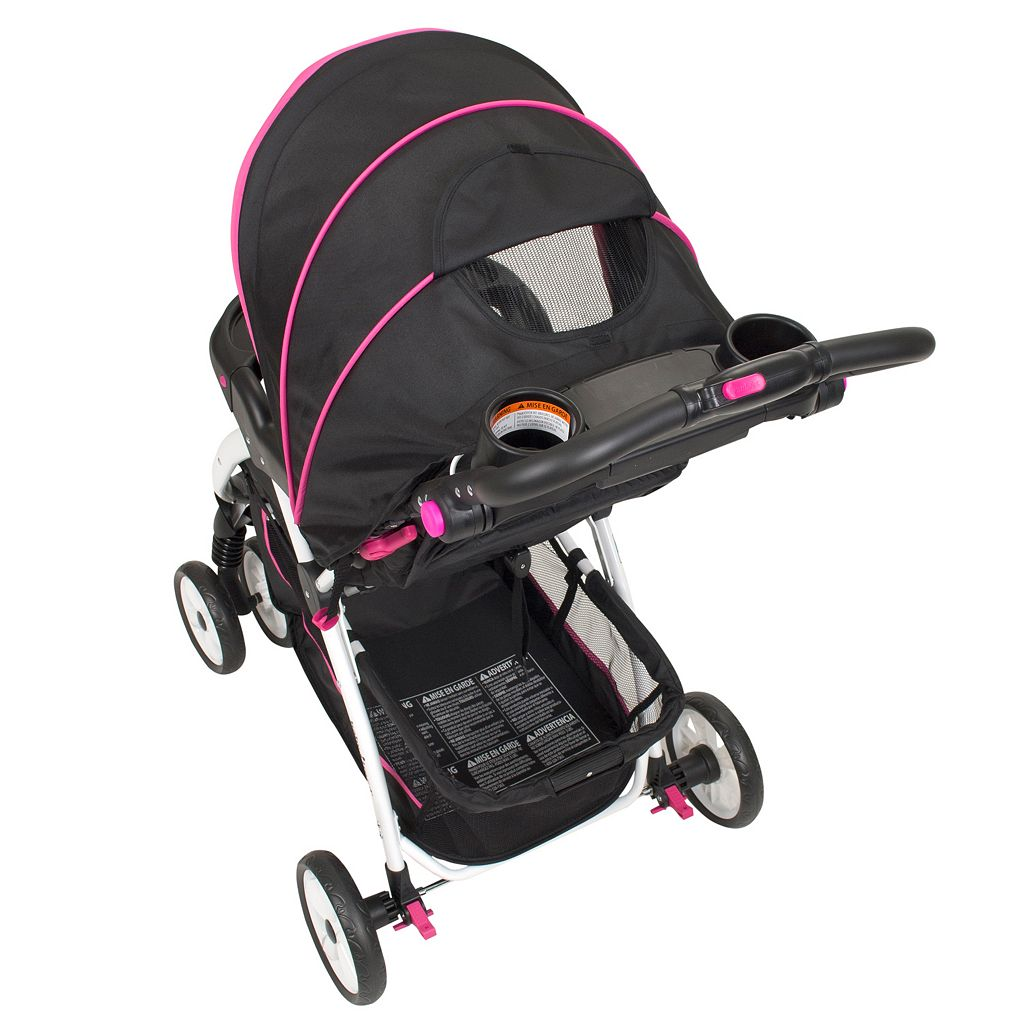 Hello Kitty Pin Wheel Encore Stroller by Baby Trend