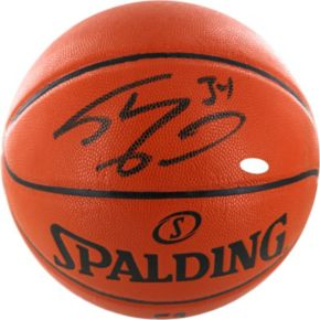 Steiner Sports Shaquille O'Neal NBA Autographed Basketball