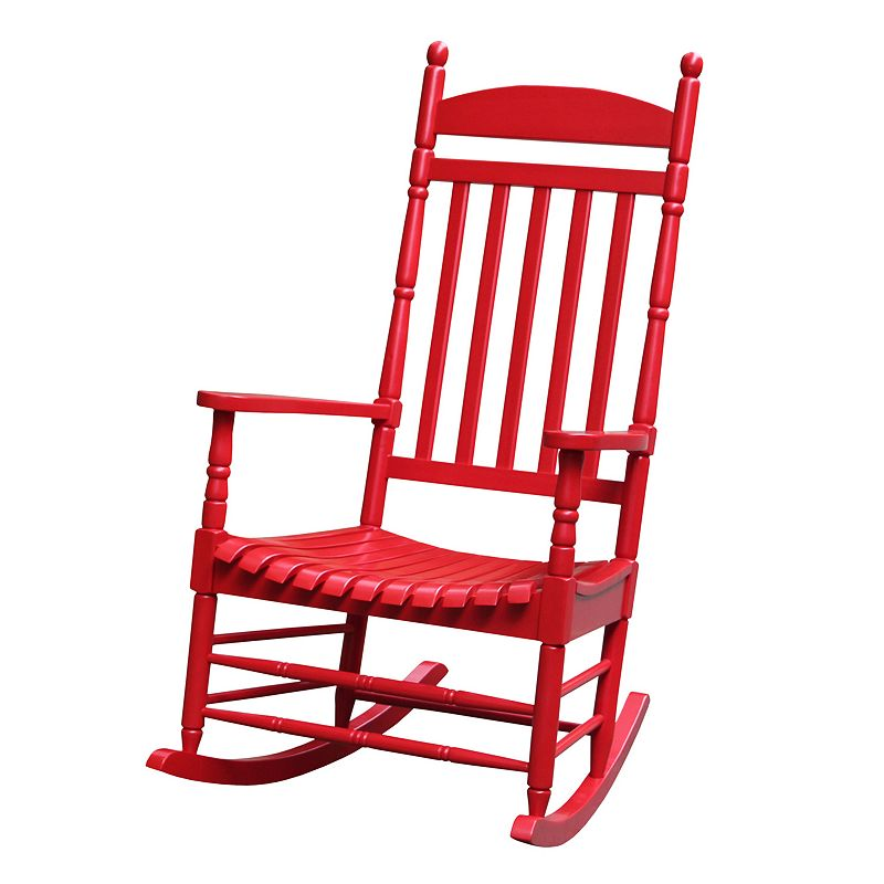 Red Rocking Chair Clipart ~ Polywood presidential rocking chair outdoor