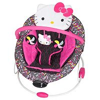Hello Kitty® Pin Wheel Trend Bouncer by Baby Trend
