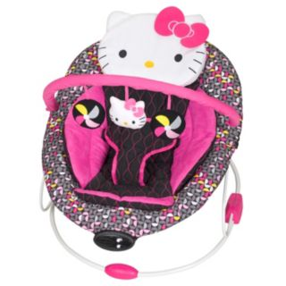 Hello Kitty Pin Wheel Trend Bouncer by Baby Trend