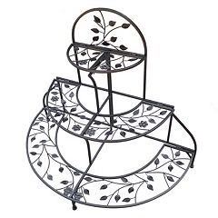 3-Tier Foldable Plant Stand