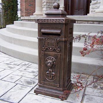 Kensington Decorative Mail Box