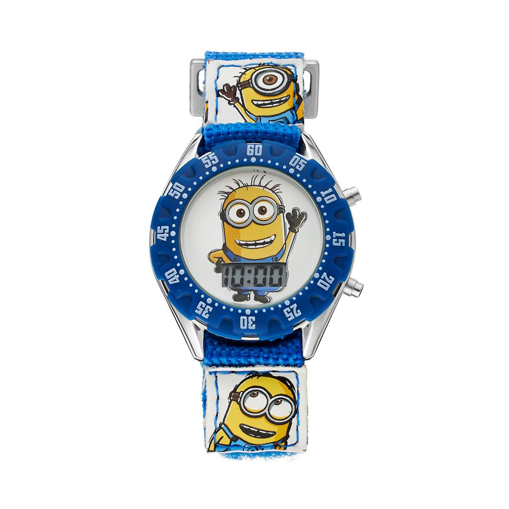 Despicable Me Kids' Minion Digital Watch