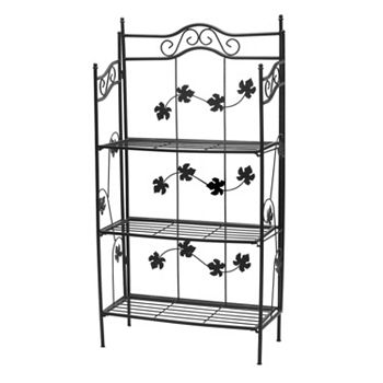 Sun Wave Baker's Rack