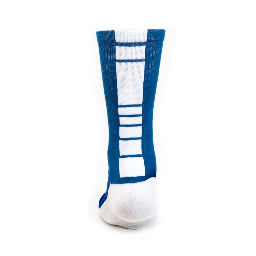 Women's Mojo Kentucky Wildcats Champ 1/2-Cushion Performance Crew Socks