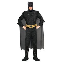Batman The Dark Knight Rises Muscle Chest Deluxe Costume - Adult