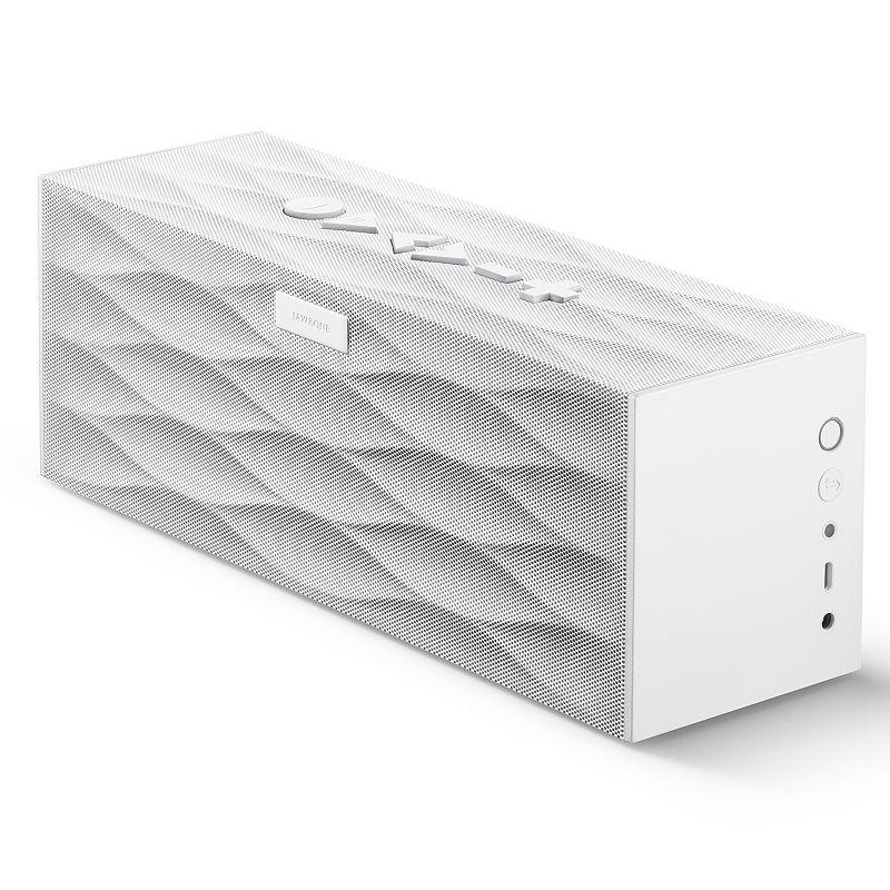 Jawbone Big Jambox Portable Wireless Bluetooth Speaker - White Wave