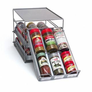 Lipper 3-Tier Tilt-Down Spice Drawer