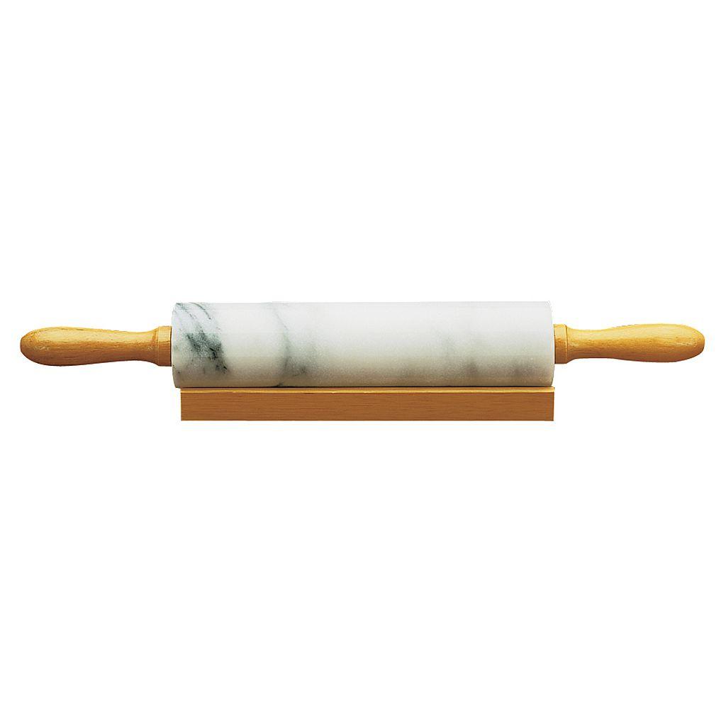 Ironwood Gourmet Marble Rolling Pin