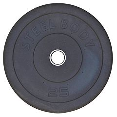 Steelbody 25-lb. Olympic Weight