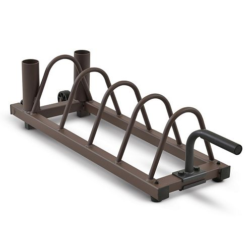 Steelbody Horizontal Plate Rack & Bar Holder