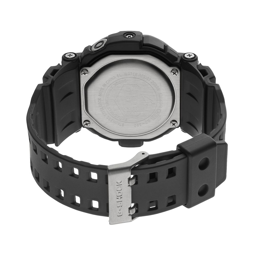 Casio Men's G-Shock Digital Chronograph Watch