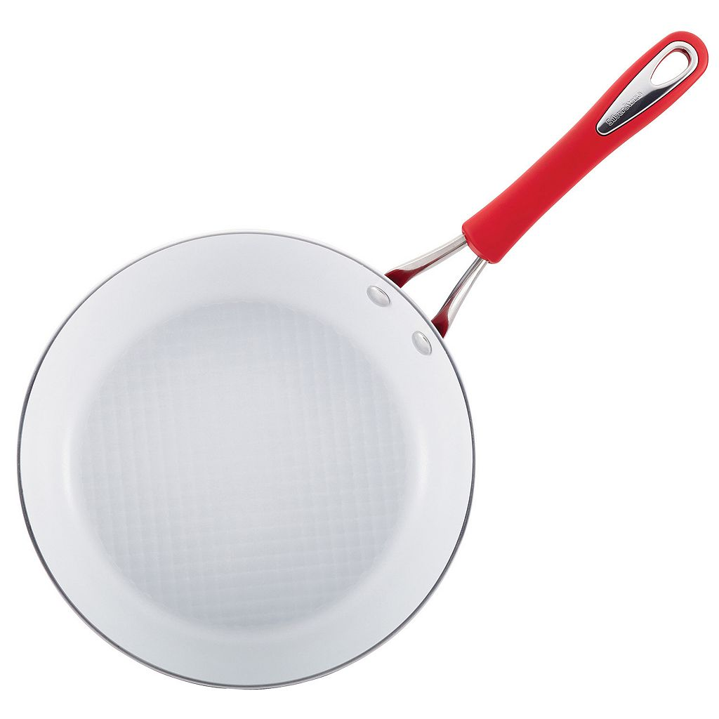 SilverStone Ceramic Nonstick 12-in. Deep Skillet