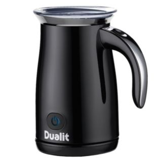 Dualit Hot and Cold Steel Milk Frother