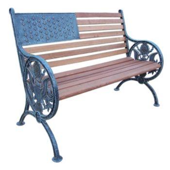 Proud American Bench
