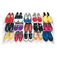 Lynk® 15-Pair Convertible Shoe Rack