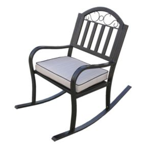 Rochester Cushioned Rocking Chair