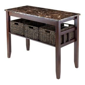 Winsome Zoey Console Table