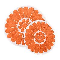 Chesapeake Bursting Flower Tufted 2-pc. Bath Rug Set