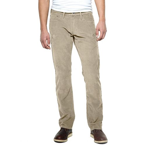f92ca17d Levi's 514 Straight Corduroy Pants - Men