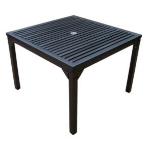 Rochester Outdoor Square Dining Table
