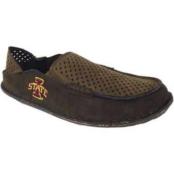 Men's Iowa State Cyclones Cayman Perforated Moccasin