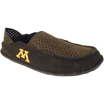 Men's Minnesota Golden Gophers Cayman Perforated Moccasin