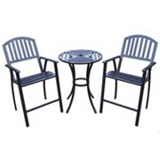 Rochester Outdoor Bar 3 pc Set