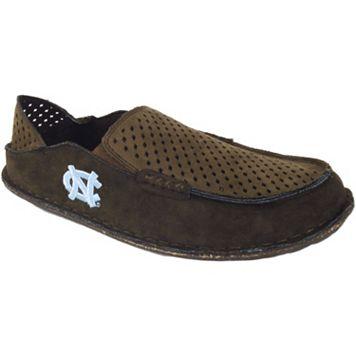 Men's North Carolina Tar Heels Cayman Perforated Moccasin