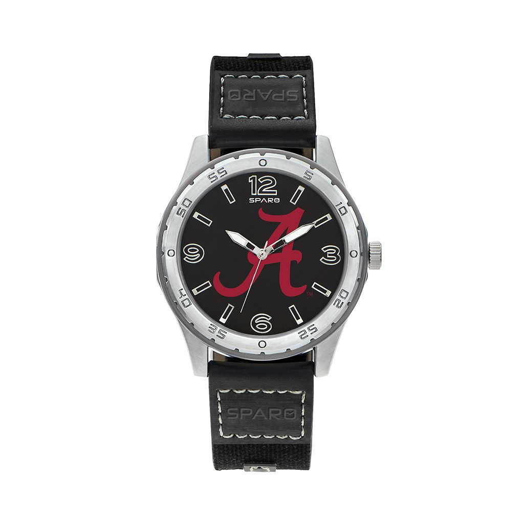 Sparo Men's Player Alabama Crimson Tide Watch